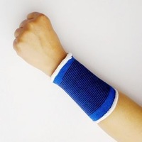 0830 sports wrist knit wrist Gauntlets Bracers badminton wrist support basketball wrist support  protective band