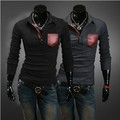 new arrived Mens Long Sleeve T Shirt slim fit ,Polo shirt Fashion Stylish T-shirt free shipping tees/tops wholesale retail