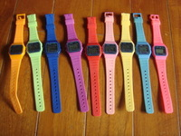 New Couple f91 watches discount Candy Child f 91 watch thin LED watch alarm clocks 12colors 91w 12pcs/lot Dropship