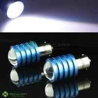 1156 BA15S 10W 850~1000LM 6000~6500K White Light Bulb for Car DC 12~16V