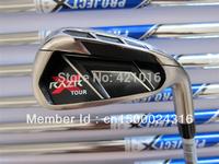 free shipping brand new golf irons set  razr tour  golf club high quality