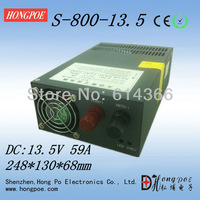 Switching power supply 13.5V 59A 800W 110VAC input