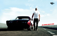 """02 The Fast And The Furious Vin Diesel hot movies 38"""" x 24"""" Inch Wallpapr Sticker Poster"""