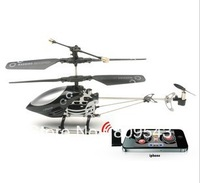 Free Shipping 777-172 Mini 3.5 Channel iPhone & iPad FM Remote Control Helicopter