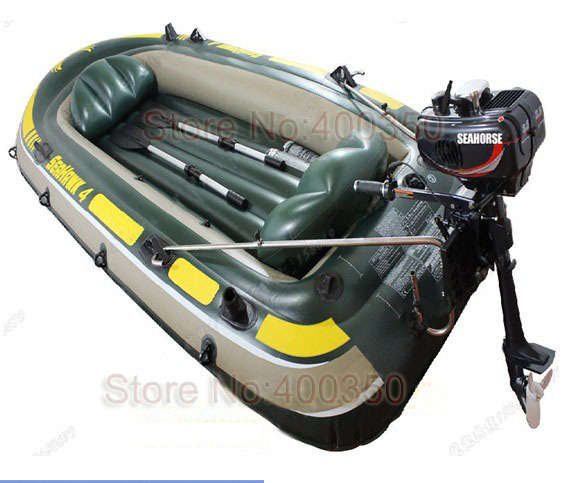 характеристики электро двигатель в лодку