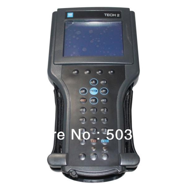 GM TECH2 support 6 software(GM,OPEL,SAAB ISUZU,SUZUKI HOLDEN) Full set diagnostic tool Vetronix gm tech 2 with candi interface(China (Mainland))