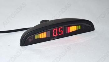 8 sensors car parking system ,LED display,buzzer alarm,different color for option