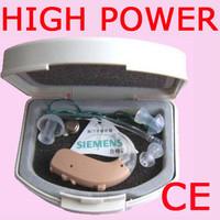 Dropshipping NEW SIEMENS HIGH-POWER LOTUS 12SP BTE HEARING AID Free shippingSiemens Profound hearing aids