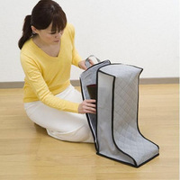 Storage - can hang type charcoal boots storage bags 60g