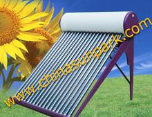 cheap evacuated solar water heater