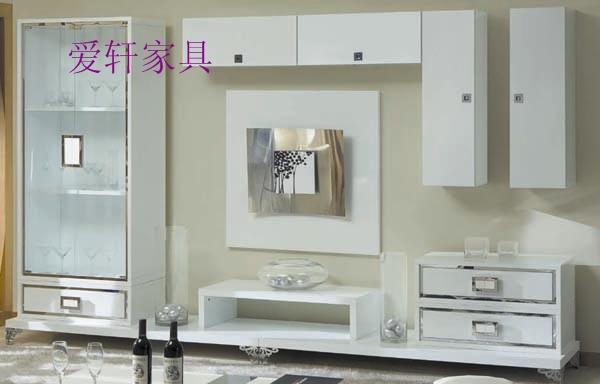 Woonkamer Kasten Hout : Hanging TV in Living Room Cabinets
