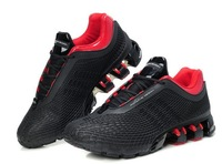 Free shipping P5000 Men design bounce Shoes Running shoes Black/red New with tag Men Hikin shoes Outdoor Walking Shoes