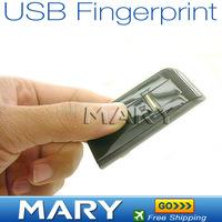 Hot selling USB Biometric Fingerprint reader for Computer fingerprint Lock 1PCS  MRH010 freeshipping