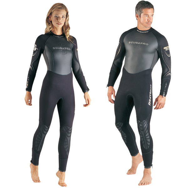 Scubapro thermal tec men & lady 5mm wetsuit(China (Mainland))