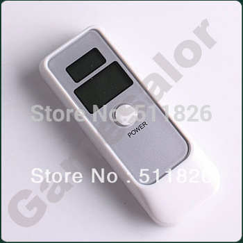 Free shipping ALCOHOL BREATH TESTER ANALYZER BREATHALYSER LCD #9832