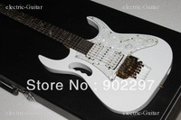 Beautiful White Tremolo Electric Guitar