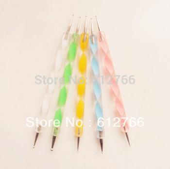 nail art dotting pen nail tool 5 pcs/set