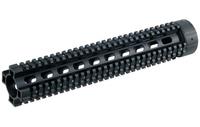 """UTG (MNT-HG416LF) AR15/M4/M16 12"""" Free Float Rifle Length Quad Rail System Black"""
