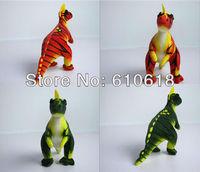 Free Shipping 1 Pcs 32cm Corythosaurus Jurassic Park Dinosaur Children's Cartoon Plush Toy Doll Model