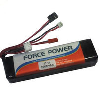 11.1V 2200mAh Lipo Battery  TX Battery for JR Spektrum DX6 DX7 FS-TH9X-B Transmitter