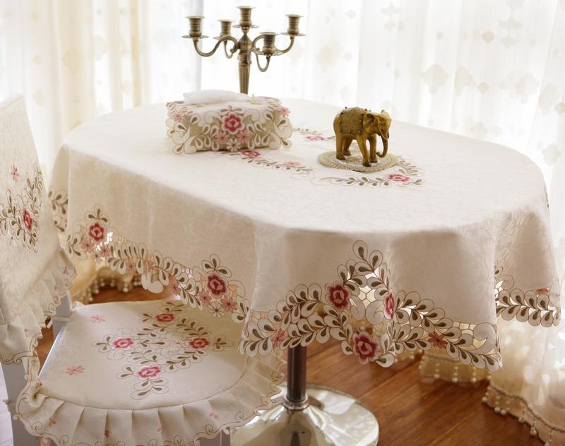 Nappe table ovale achetez des lots petit prix nappe for Nappe de table ovale