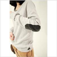 Mushroom autumn women's velvet fabric patchwork patch new arrival fleece pullover sweatshirt outerwear