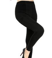Winter pearl velvet thickening legging female plus velvet plus velvet warm pants velvet ankle length trousers socks boot cut