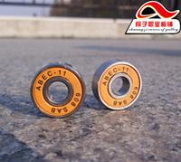 10PCS Skating shoes bearings drift board abec-11 608zz bearing roller skateboard