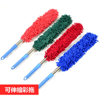 Free shipping Myrmeco- auto supplies car shan wax brush cleaning equipment car brush retractable