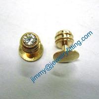 High quality Cufflinks with Rhinestone cuff links cloth accessories