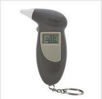 High precision portable alcohol tester detector digital 4 gas nozzle