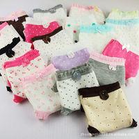 Free Shipping 2013 women girls print seamless cotton briefs padded panties  underwear underpants lingerie  butt lift shaper
