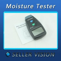 Digital Wood Moisture Meter Firewood Damp Tester 2-Pin MD-2G
