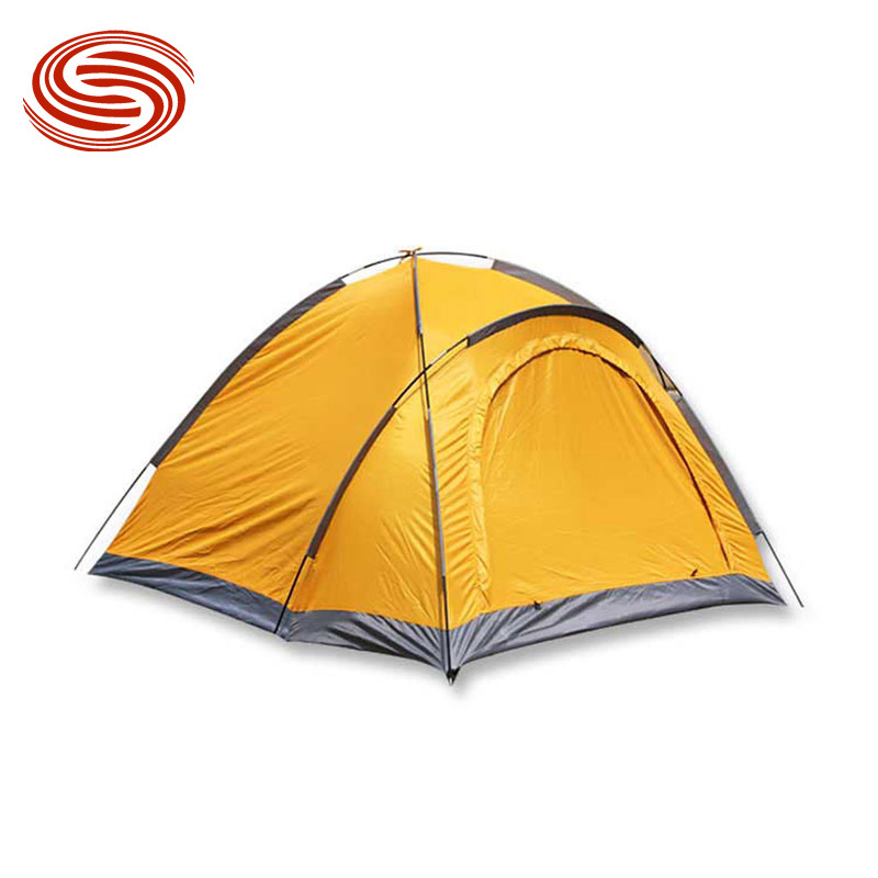 Wholesale or Retail Outdoor Camping Tent UV Protection Layer Tents Waterproof Double couple Tents(China (Mainland))