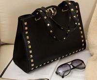 FASHION LADIES BAG, HAND BAG, SHOULDER BAG#BLACK 36