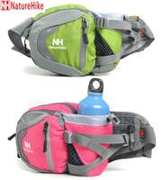 Naturehike outdoor sports anti-theft waist pack multifunctional ride internality hiking waist pack male Women