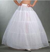 p6 Free shipping three Hoop Wedding Bridal Dress big Petticoat  Crinoline Wedding Accessories 2014