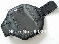 Waterproof Sports Running Armband Case for Samsung Galaxy S4 SIIII S IV I9500 100pcs Free Shipping