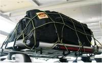 Free shipping Roof luggage net roof box net bag overstretches enhanced luggage net overstretches 10mm Medium