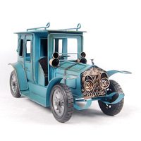 M63C  Color Blue  iron model classic cars wecker model  home decoration free shipping
