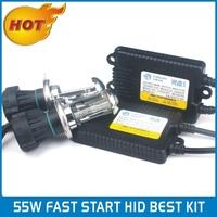 55w Freehot ballast+Cnlight bulb  2013 Hottest HID xenon kit 55W H4H/L