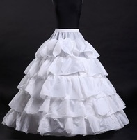p13 Free shipping multi-layer Wedding Bridal Dress super big Petticoat Crinoline Wedding Accessories