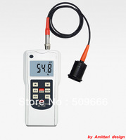 Thickness gauge in a wide range(0-12000um), Chrome paint thickness meter, Copper thickness gauges tester,  AC-112H,Free shipping