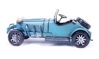 0023C  Metal handicraft iron color convertible  wecker model  free shipping
