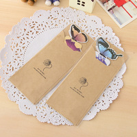 10PCS Butterfly bookmark gift bookmark stationery