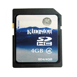 Navigation gps high speed 4g sd ram card(China (Mainland))