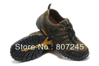 Hiking shoes outdoor hiking shoes cross country shoes  Summer breathable shoes Light men shoes Free Shipping