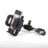 Motorcycle bicycle electric bicycle aluminum alloy teleran rack gps mount mobile phone holder 3