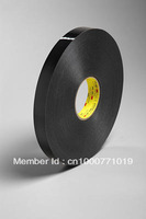 3M VHB 4929 black acrylic double sided foam tape 19mmx33m
