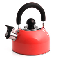 Fancy stylor home kitchen mini kettle spirant pot jostled multicolour